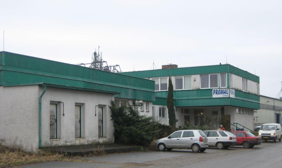Pronájem kanceláří Jílové u Prahy