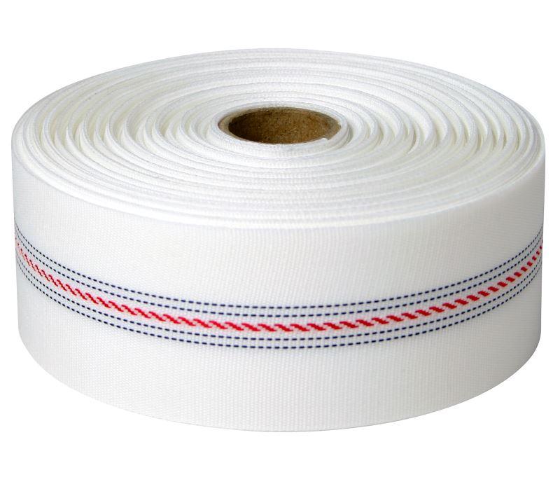 Lemovky pevné tkané pro výrobu reklamních bannerů Liberec, Výroba stuh - ELAS, společnost s ručením omezeným