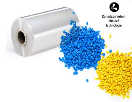 Výroba folií pro průmysl HDPE + LDPE