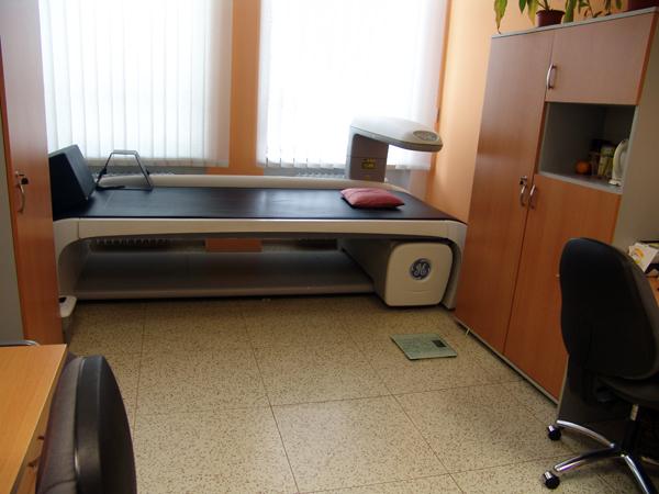 Osteoporóza - diagnostika a léčba, Mediekos Ambulance, s.r.o.