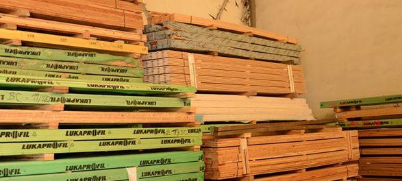 Stavební řezivo pro stavbu domu, altánu nebo pergoly, Jihlava, Ing. Radek Vintr