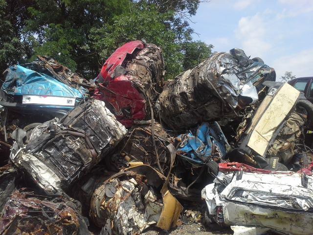 Ekologická likvidace autovraků IB - MET s.r.o.