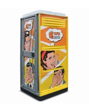 Pronájem mobilních toalet, WC Servis s.r.o.
