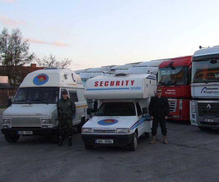 Bezpečnostně ochranné služby, FALANX PATRON spol. s r.o.