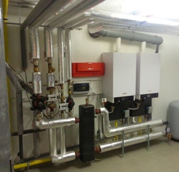 Modernizace kotelny Maddeo