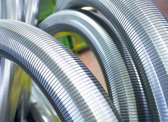Specialista na výrobu kovových flexibilních dílů a hadic