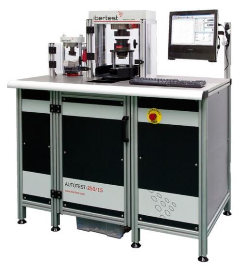 Laboratorní zkušební technika - trhací stroje a lisy