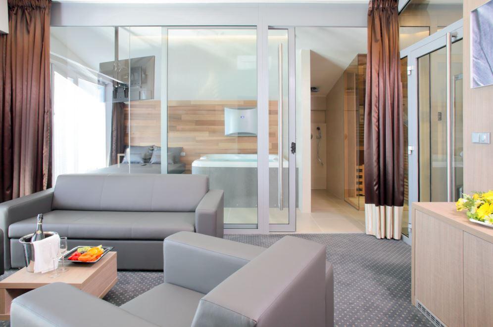 Kongres Hotel Jezerka láká přepychovým kongresovým vybavením a relaxačním wellness centrem