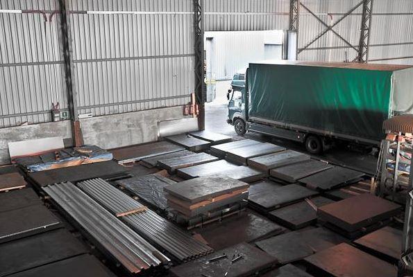 Velkoobchod betonářská ocel, GAVENDA s.r.o. Hutní materiál, profily Opava
