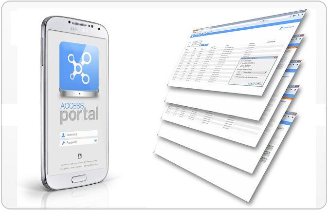 Access Portal - Nová řada přístupových systémů, MAGTRADE, s.r.o.