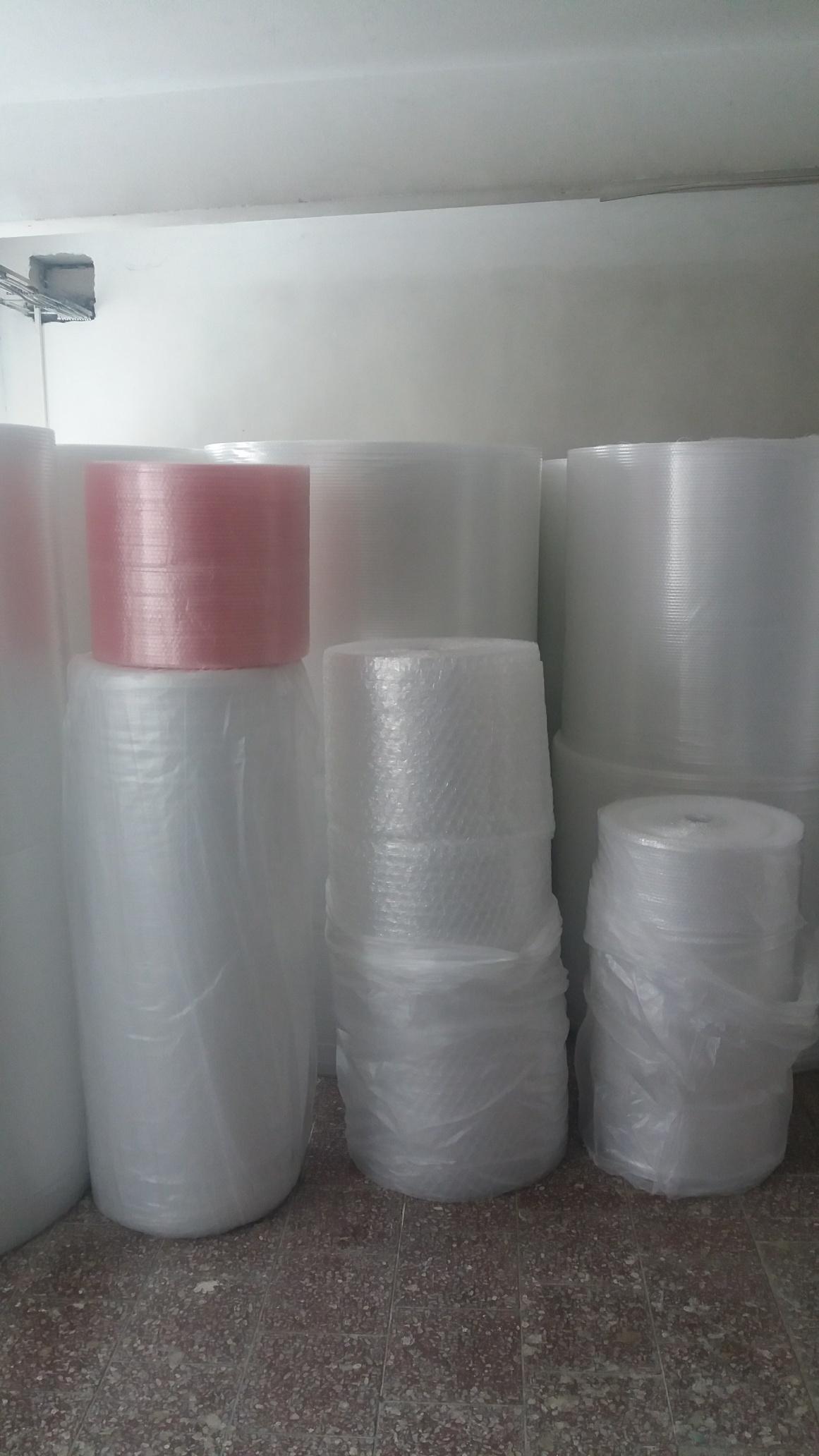 Výroba bublinkové fólie, HB pack s.r.o.