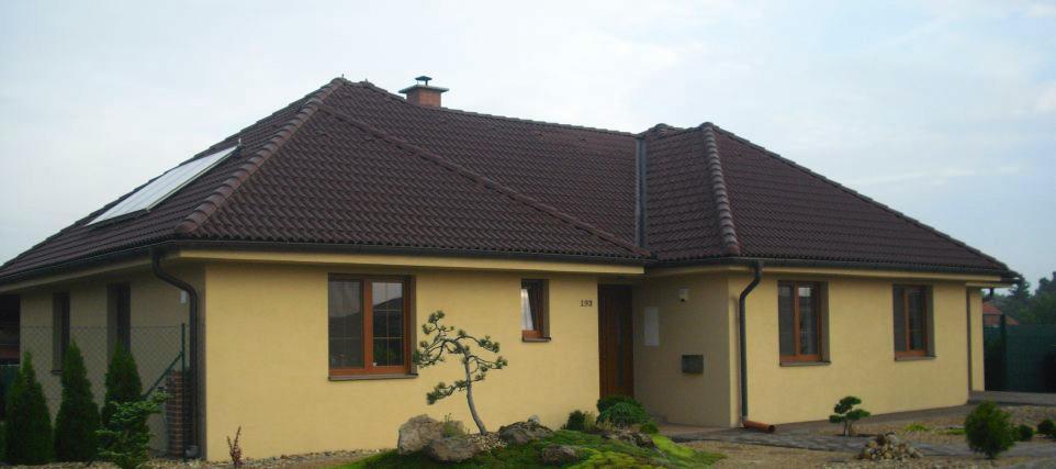 Dodávka a realizace vazníků, stropní konstrukce - Znojmo, Mikulov, Brno-venkov