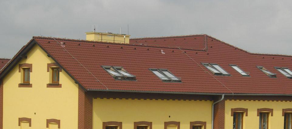 Střecha pro váš domov, Stavební firma OSP spol. s r.o.