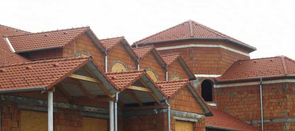 Rekonstrukce, stavba nové střechy, Stavební firma OSP spol. s r.o.