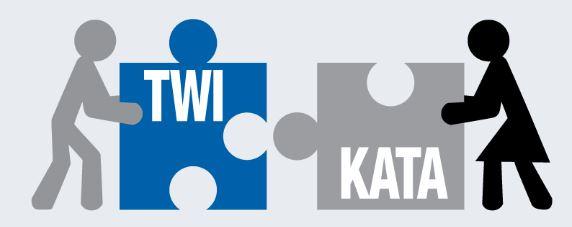 TWI&KATA Akademie - Zapojte své zaměstnance do zlepšování a růstu firmy
