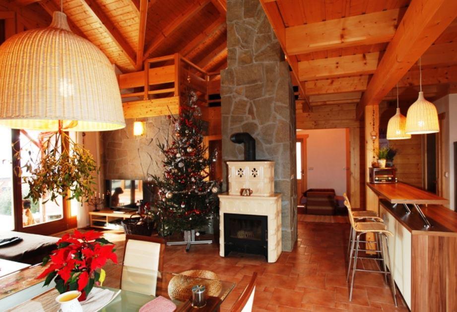 Luxusní bydlení v roubence, WALFER spol. s r.o. – Srubové domy