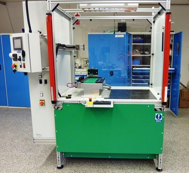 Výroba montážních automatů, UNIREG spol. s r.o.