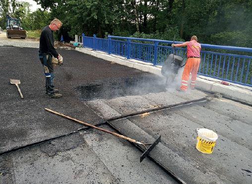 Opravy dopravních staveb, JANKOSTAV s.r.o.