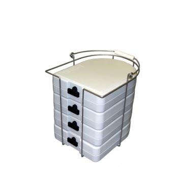 Wkłady ciśnieniowe, porty termiczne i tace - ABNER a.s. Czeski