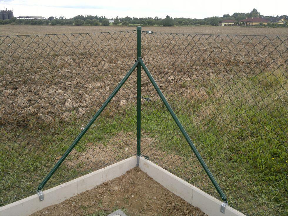 poplastované pletivo, ploty, oplocení, Ploty Gaves