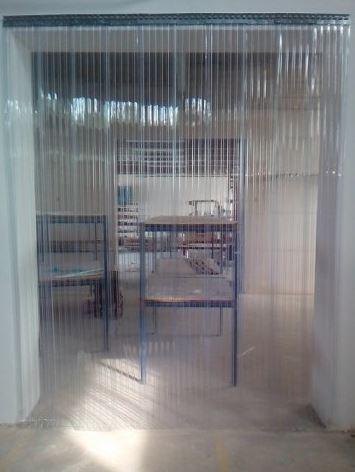 PVC lamelové clony, PortaTherm s.r.o.