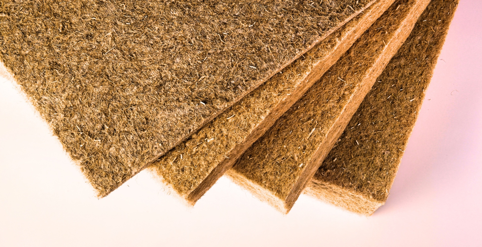 KOBE ECO HEMP FLEX product from natural hemp fibres - KOBE-cz s.r.o.