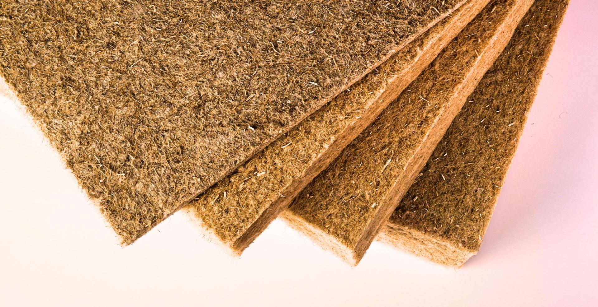 KOBE ECO HEMP FLEX product from natural hemp fibres - KOBE-cz s.r.o.