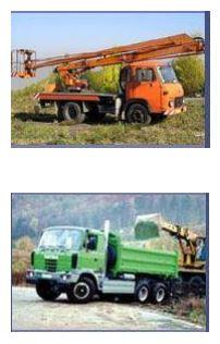 Zemní a výkopové práce, prodej písku, štěrku zeminy a mnoho dalšího