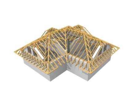 Střechy na klíč - kompletní realizace