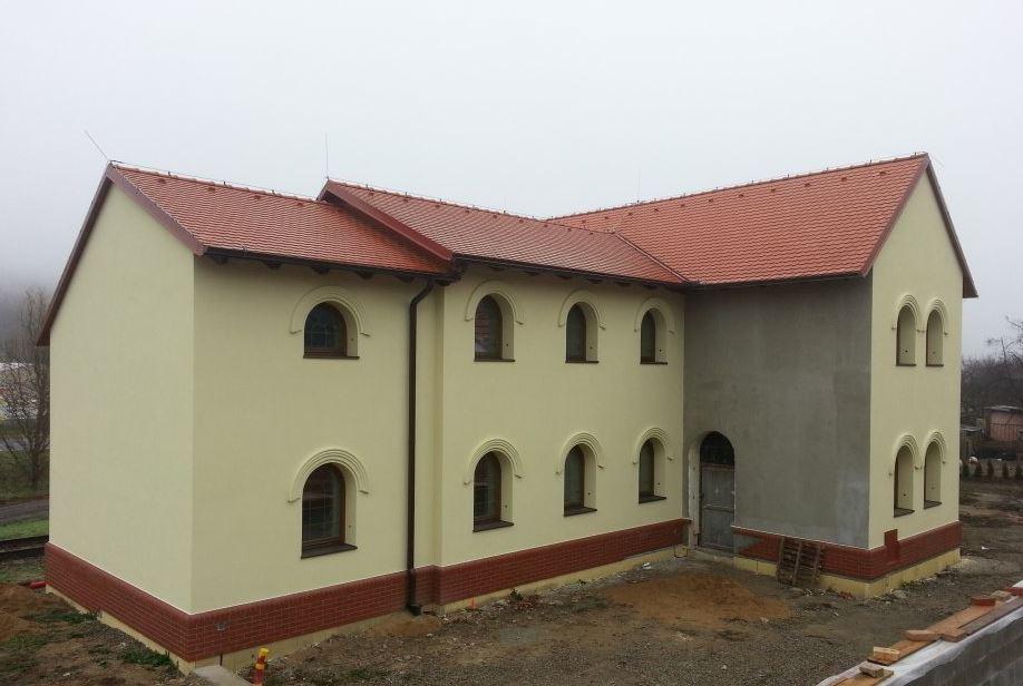 Střechy - realizace, EURODACH s.r.o.