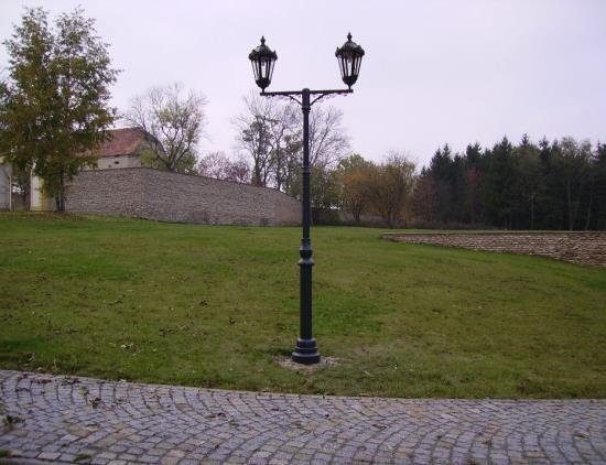 Veřejné osvětlení - montáž, údržba a opravy
