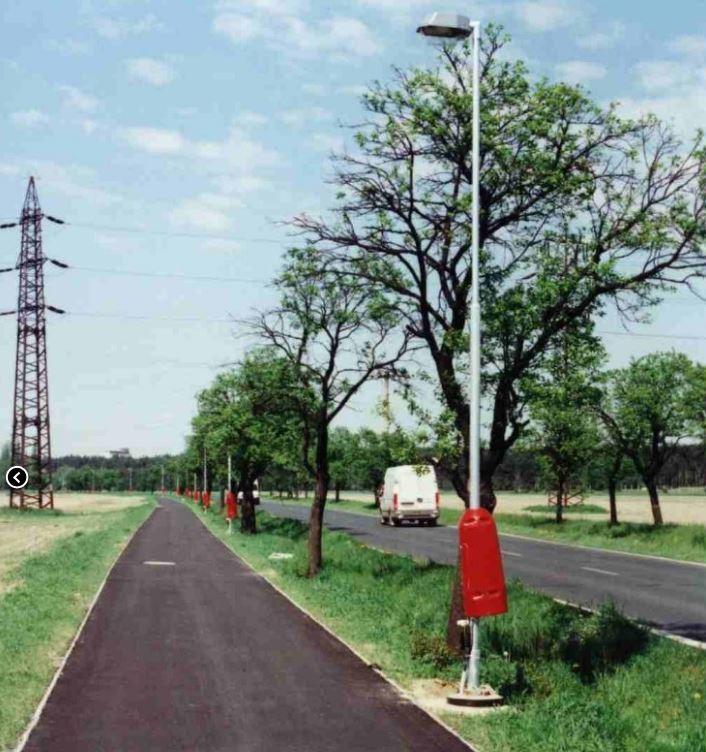 Stožáry sadové, silniční, sklopné i atypické