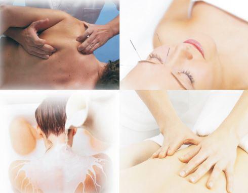 Masáže, akupunkturu to vše najdete v Klinice kompletní rehabilitace