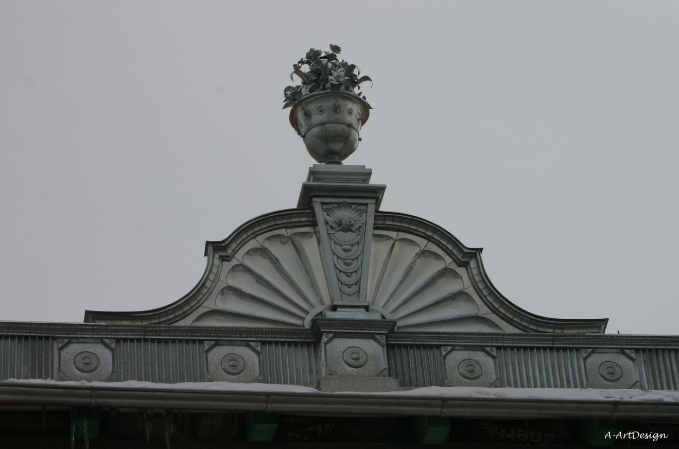 Rekonstrukce a opravy historických, měděných a mosazných střech pro usedlosti – statky, zámky a kostely
