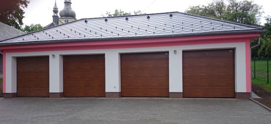 Montáž vrat, bran a závor k vašemu domu či areálu firmy a také profesionální opravy - servis