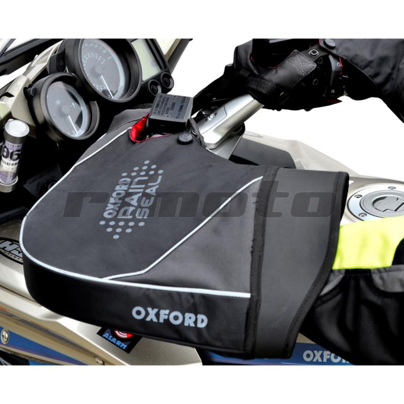 Vybavení pro motorkáře do deště