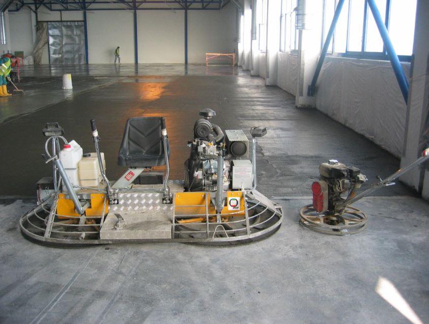 opravy betonové podlahy