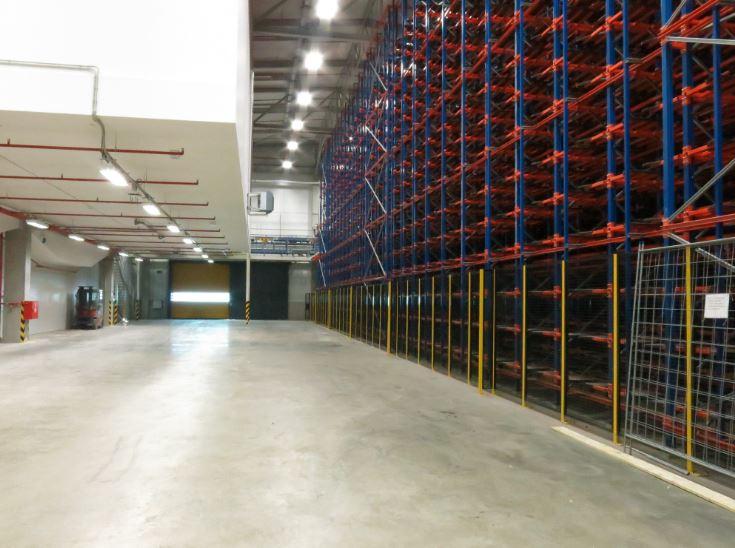 průmyslové podlahy Zlínský kraj