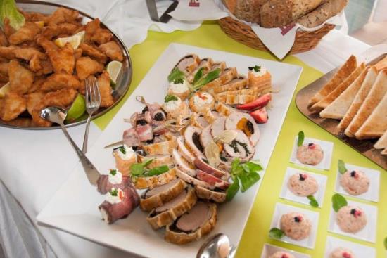 Catering na oslavy, rauty, párty, svatby, narozeninové mejdany, večírky