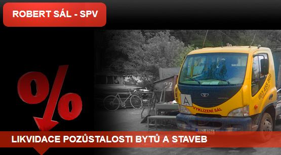 Likvidace pozůstalosti Praha a okolí
