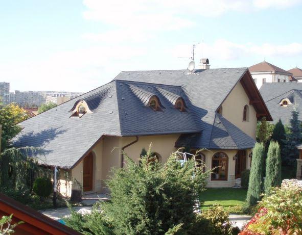 Břidlicová střecha, STŘECHY VRŇATA & ŽÁČIK s.r.o.