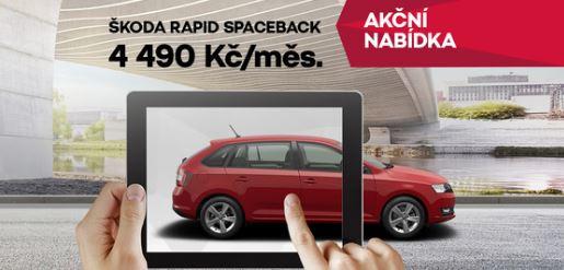Operativní leasing Škoda