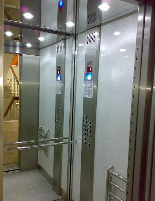 Výtahy vysoké kvality Trebilift