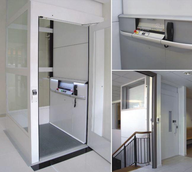 Výroba, rekonstrukce a servis výtahů