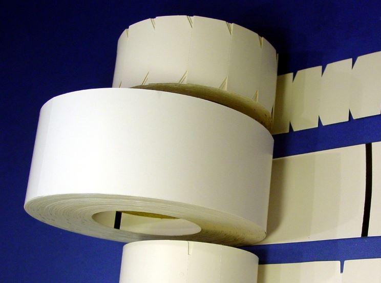 Papírové kotouče, etikety, TECOM paper s.r.o.