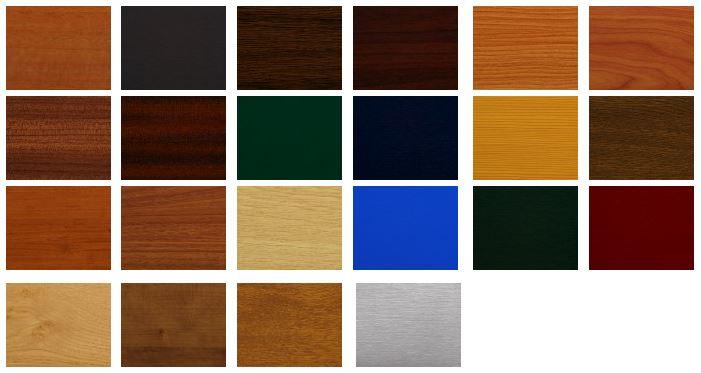 Pestré možnosti tvarů, otvírání i barev - plastové výrobky