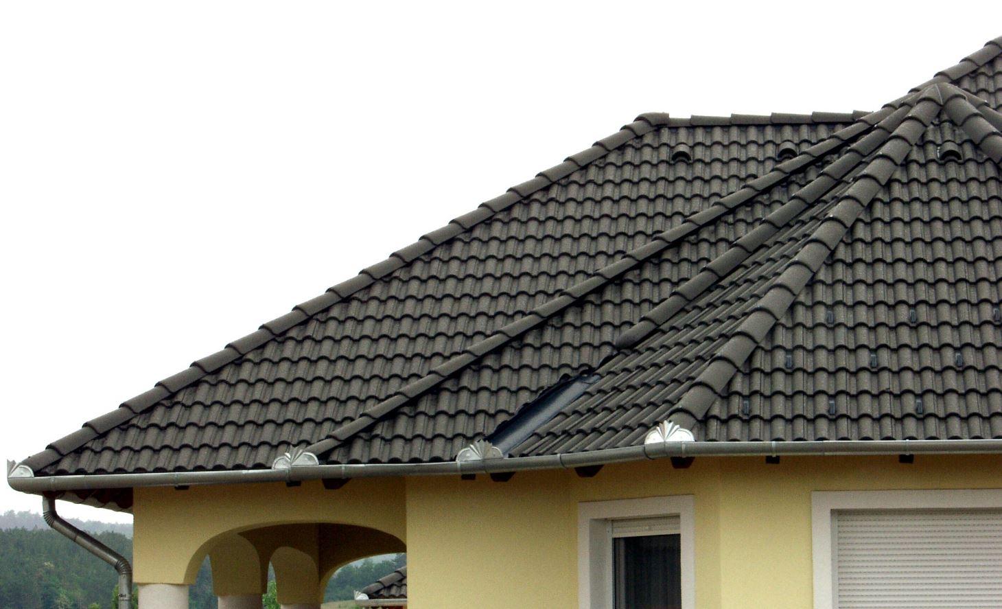 Betonová krytina na střechy TERRAN
