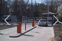 Elektronické parkovací systémy