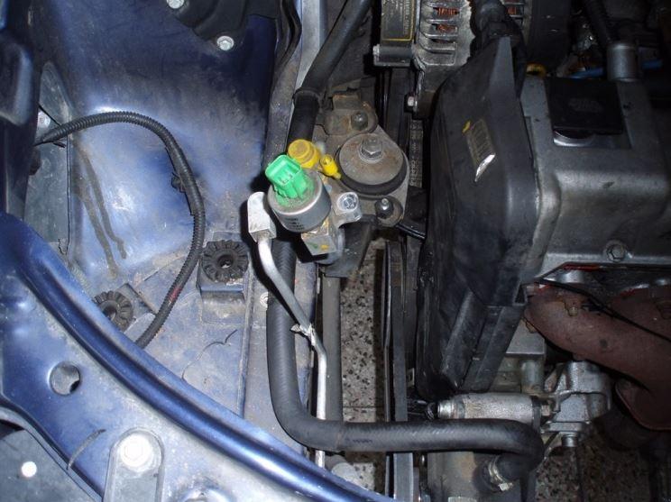 Komplexní údržba autoklimatizací, Autoopravna Chrudim