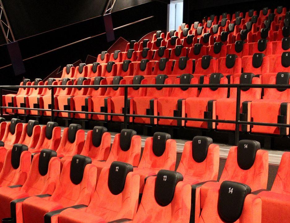 Křesla do kina, divadla - výroba, HOKO-VH s.r.o.